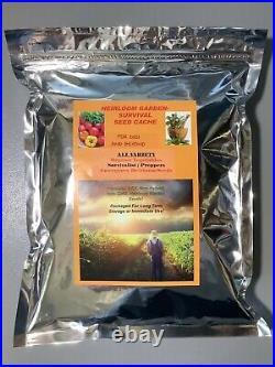 Vegetable Seed Lot $1.39 ea 163 Heirloom Varieties For GARDEN/ STORAGE Organic