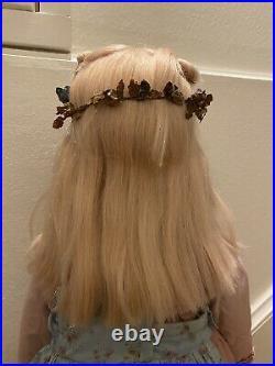 Very Sweet 2004 Annette Himstedt Doll LILLI All Original 31 #181/377