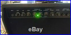 Vintage 1990 Seymour Duncan 84-40 2-Channel 2x10 All Tube Combo Amp! 4 EL-84's