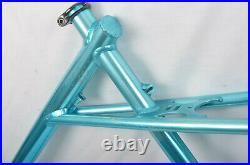 Vintage 1993 GT Zaskar Mountain Bike Frame All Terra 21.5 Large Blue Ano