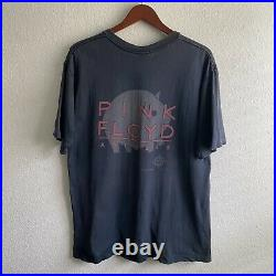 Vintage 1993 Pink Floyd Animals All Over Print Shirt