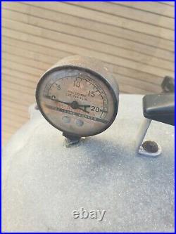 Vintage All American No. 7 Cast Aluminum 15.5qt Pressure Cooker/canner