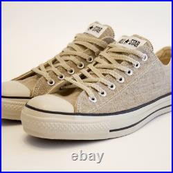 Vintage Converse Chuck Taylor All Star HEMP Made In USA Brand New In Box