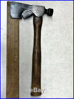 Vintage Embossed Hatchet Advertising Best All Pittsburgh Gage & Supply Co. PA