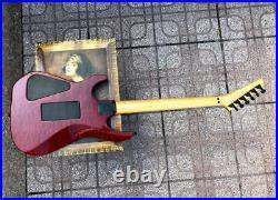 Vintage Hamer Californian Elite 1989 All Maple Rare Neck Binding Made in USA