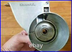 Vintage KitchenAid Hobart Rotor Slicer Shredder VR All Metal, RARE, REFURBISH