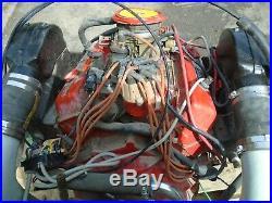 Volvo Penta 225d 305 5.0 V8 American Boat Engine C/w All Ancillaries! Rare Find