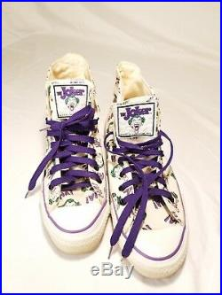 Vtg CONVERSE The Joker 1989 Chucks All Star High Top Shoes Sneakers Mens Kicks 9