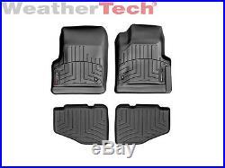 WeatherTech FloorLiner for Jeep Wrangler 1997-2006 All Trim Levels Black