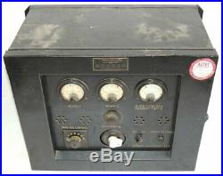 Western Electric 46E Amplifier All Stock & Original Excellent Condition