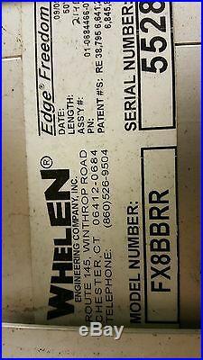 Whelen FREEDOM all LED 400 series light bar 50 withrear Arrow Directional LR11