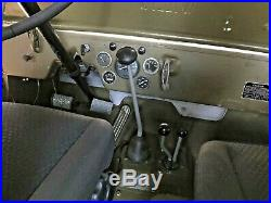 Willys Jeep, 1946 CJ2A. Drives well. Rebuilt Gearbox & Transfer Case, all welded