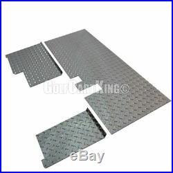 Yamaha G14, G16, G19, G22 Golf Cart ALL AMERICAN Diamond Plate Floor