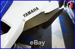 Yamaha YXZ1000R Mud Flaps / Fender Extensions + ROCK GUARDS by ROKBLOKZ All New